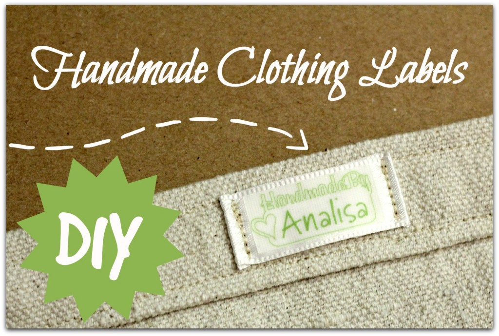 handmade clothing labels parental perspective With cloth tags for handmade clothing
