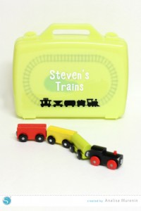 TravelTrainCaseSilhouetteVinyl