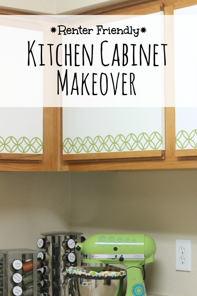 Kitchen Cabinet Makeover Perfect For Renters Parental Perspective