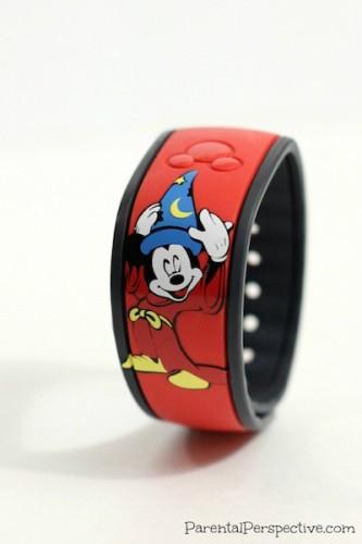 Customized Disney Magic Bands Parental Perspective