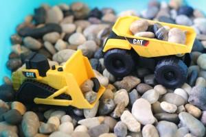 Diy-Construction-Vehicle-Rocks-Dollar-Tree-Sensory-Bin-5